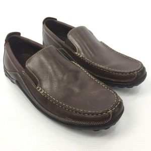 efe187ec4b6 Cole Haan Shoes - COLE HAAN Tucker Venetian Leather Loafers 10.5 NEW